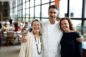 David Mauricio, Ida Maria Frank, Novo Chef, Virginia Vancsó